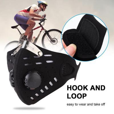 maschera antismog bici